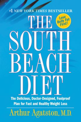 Which fad diet was developed by celebrity doctor Arthur Agatston?