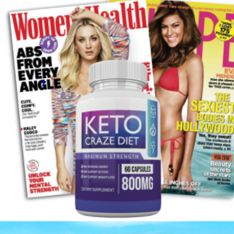 Keto Craze Diet: Here's What You Need To Know About This Supplement