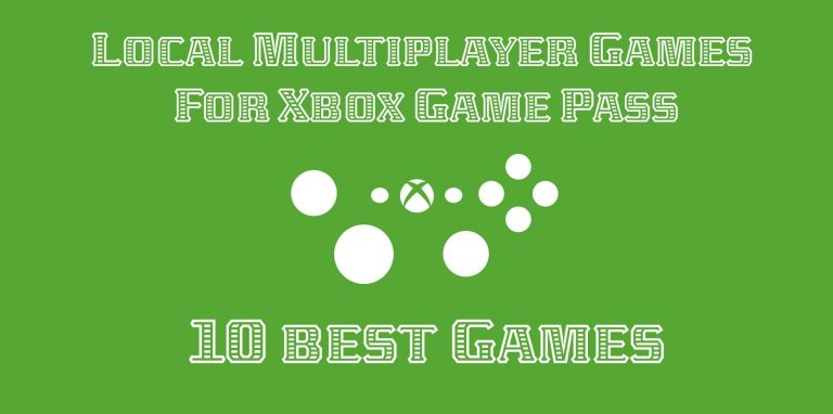 Local Multiplayer Games For Xbox Game