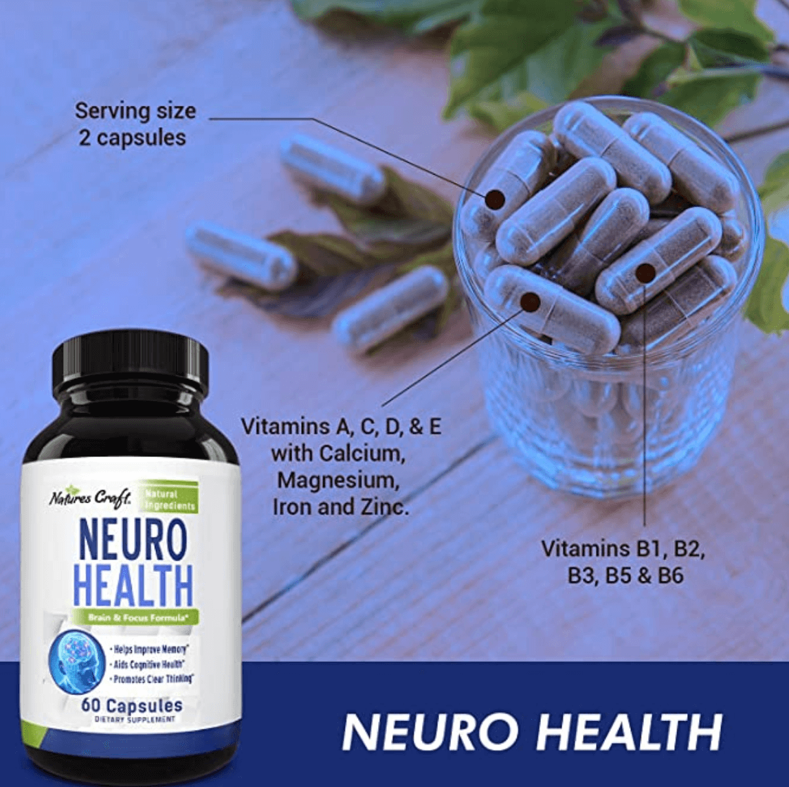 Neuro Health: Everything You Must Know About This Supplement