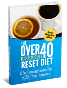 Over 40 Hormone Reset Diet: Reset Hypothalamus to Stay In Shape