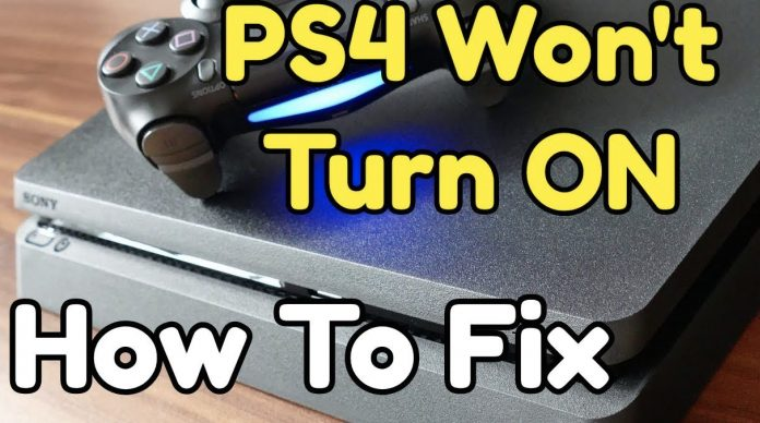 PS4 Won't Turn On: Reasons and Their Solutions
