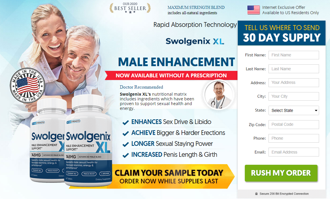 Swolgenix Male Enhancement Pills | Read Warnings Before Buying !!!