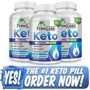 Trim Labs Keto: Everything You Need To Know About This Supplement